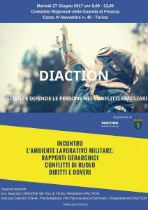 Convegno GdF-DIACTION